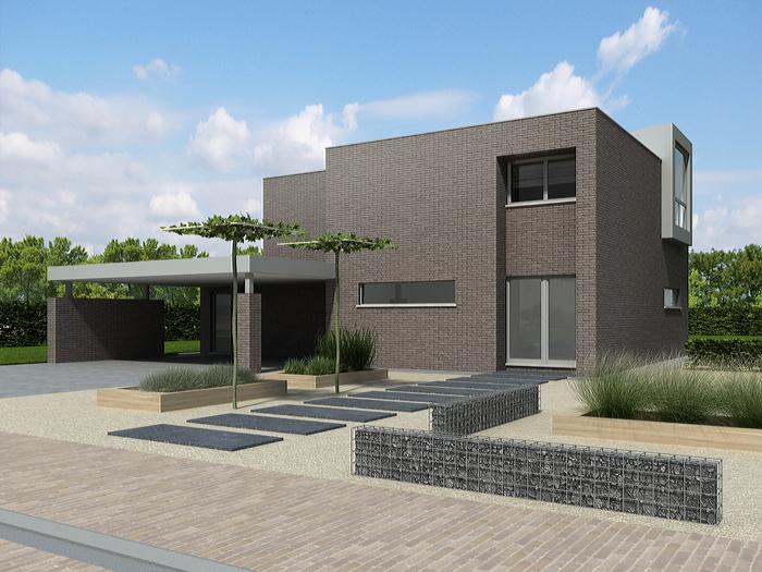 Heylen bouw woonstijlen overzicht for Grondplannen woningen